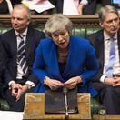 Británia, parlament, Dolná snemovňa, vláda, Theresa Mayová