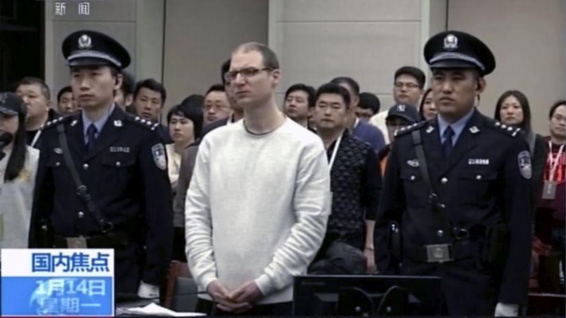 Čína Kanada občan drogy pašovanie trest smrti...