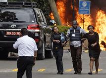 Keňa, teroristický útok, Nairobi, hotel