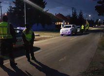 lehnice Blatná na Ostrove únik dekontaminácia polícia uzávera