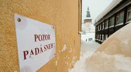 ORAVA: Snehová kalamita