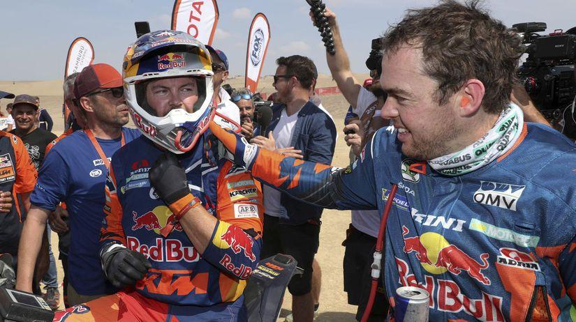 Peru motorizmus Rely Dakar 10. etapa