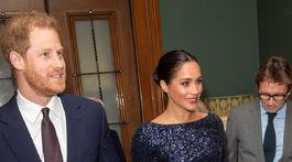 Princ Harry a jeho manželka - vojvodkyňa Meghan