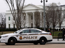 USA, biely dom, washington