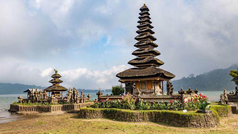 Bali, Indonézia,