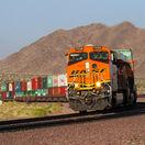 hodvábna cesta, vlak, nákladný vlak