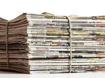 noviny, periodická tlač, periodikum,
