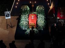 Poľsko, Gdansk, Adamowicz, pohreb