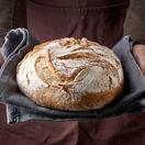 Pšenično-ražný chlieb.