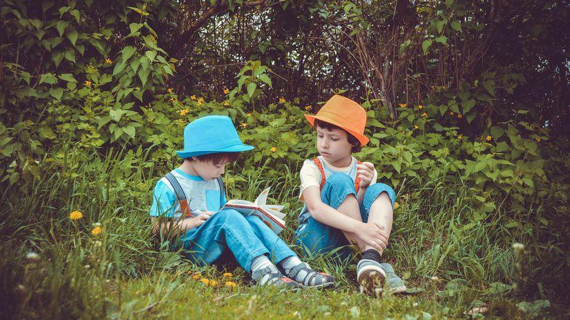 Čítanie deti