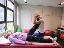 fyzioterapeuti, ambulancie
