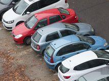 doprava, parkovanie, parkovisko,