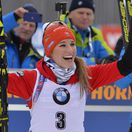 Nemecko SR Ruhpolding biatlon Fialková