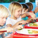 V škôlkach to zaškrípalo, predškoláci jedia zadarmo