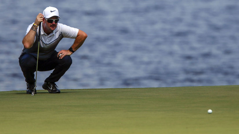 PGA Tour Barbasol Championship Golf Sabbatini