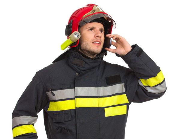 požiarnik, hasič, práca, kariéra