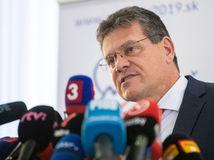 Šefčovič Maroš, Kandidatúra na post prezidenta SR
