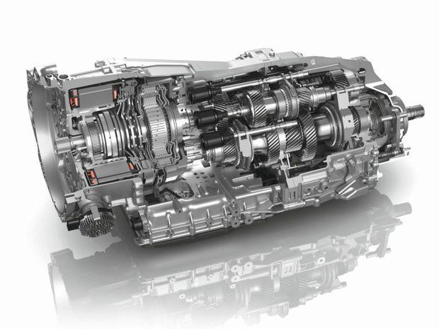 ZF - prevodovka EVplus