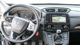 Honda CR-V 1,5 VTEC Turbo 4x2 - test 2019