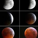 Mesiac zatmenie