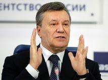 Ukrajina, Janukovyč,