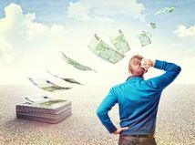 peniaze, úver, euro