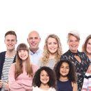rodina, prídavky, mama, babka, dedko, otec, deti