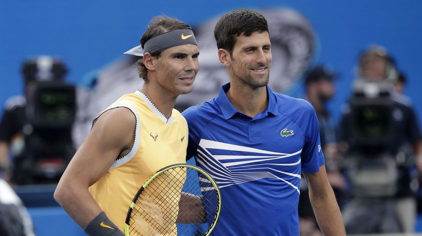 Novak Djokovič, Rafael Nadal