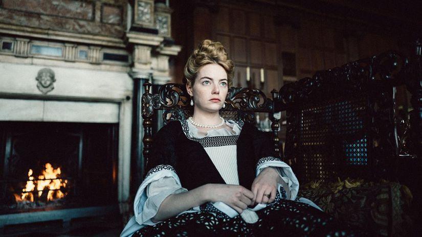 Favoritka Emma Stone