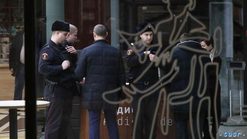 Rusko Kuindži maľba krádež páchateľ