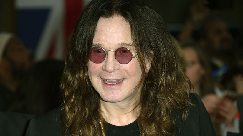 People Ozzy Osbourne