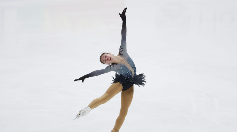 US Championships Figure Skating Liu