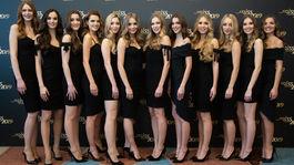 Finalistky Miss Slovensko 2019