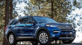 Ford Explorer - 2019