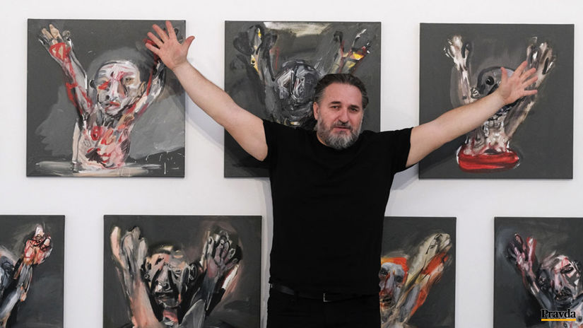 Marek Ormandík Múr Marekov