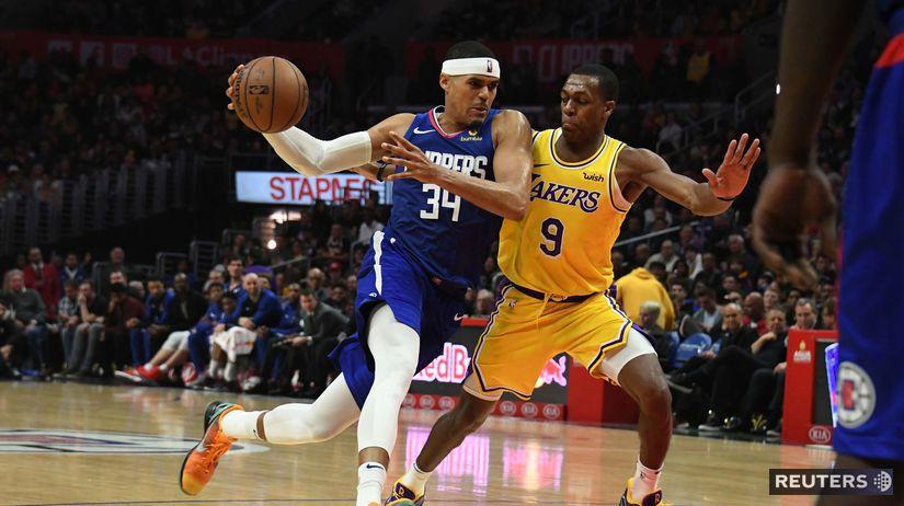 BASKETBALL-NBA-LAC-LAL/ NBA