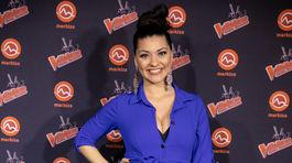 Herečka a speváčka Dáša Mamba Šarközyová vyrazila do spoločnosti pár mesiacov po pôrode.