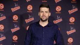 Hudobník a moderátor Peter Šarkan Novák.