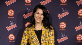 Na párty dorazila aj speváčka a herečka Veronika Strapková.