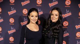 Na párty prišli aj sestry Daniela a Veronika Nízlové.