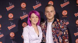 Na párty sa ukázal aj víťazka Superstar Tereza Mašková.
