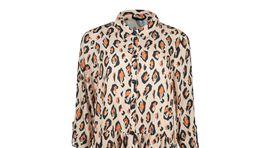 Šaty so zvieracím vzorom F&F, info o cene v predaji.