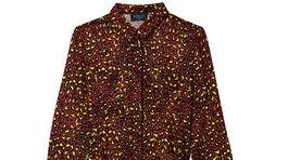 Šaty so zvieracím vzorom Mohito, predávajú sa za 39,99 eura.