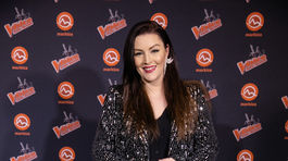 Speváčka a herečka Barbora Švidraňová alias Basie.