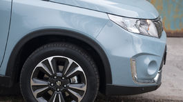 Suzuki Vitara 1,4 BoosterJet - test 2019