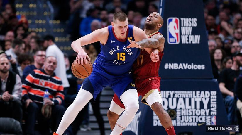 BASKETBALL-NBA-DEN-HOU/ NBA