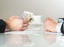 peniaze, dedičstvo, zmluva