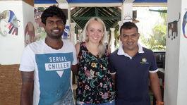 Srí Lanka, Cornélie, Nalin