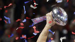 Super Bowl, trofej