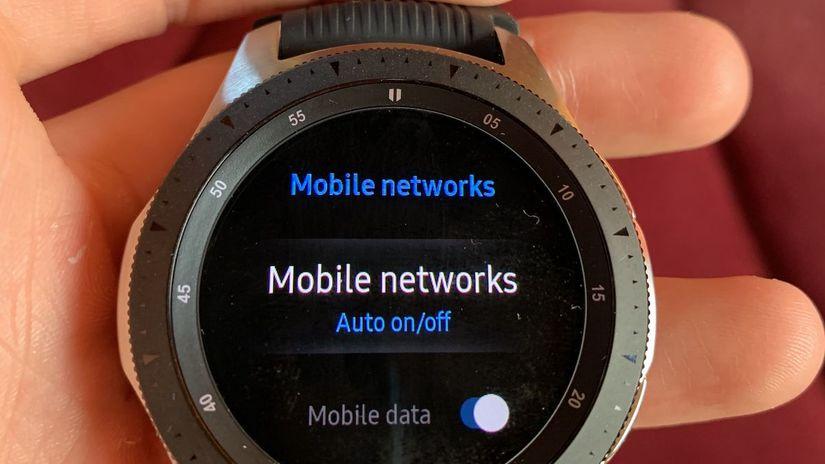 Samsung Galaxy Watch, eSIM
